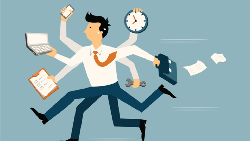 タイムマネジメントの本質。忙しいをやめる方法