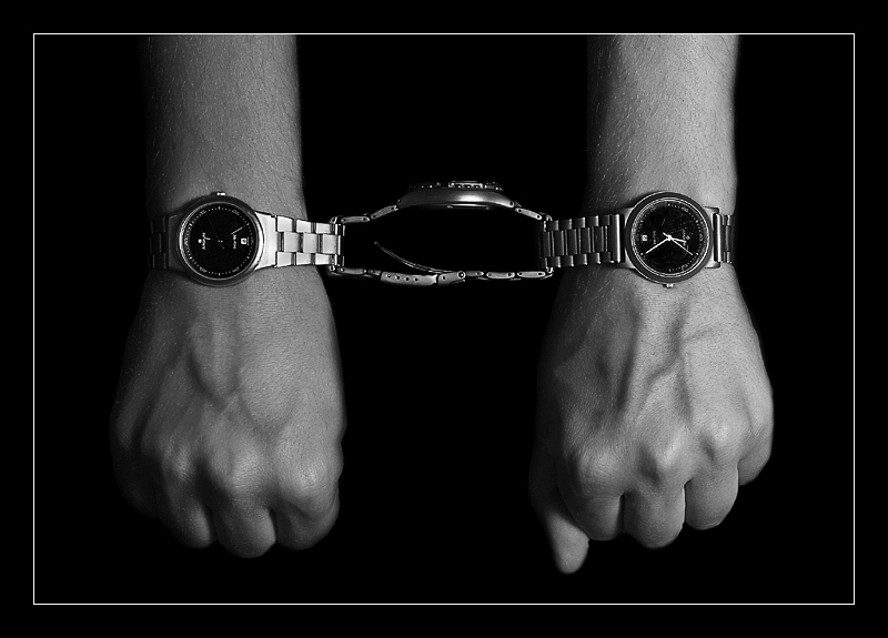 時間の奴隷から解放される方法